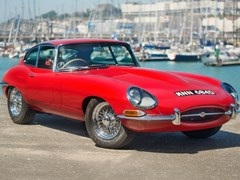 Navigate to Lot 126 - 1966 Jaguar  E-Type Series I Fixedhead Coupé (4.2 litre)