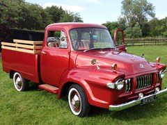 Navigate to Lot 191 - 1961 Bedford J.O. Pick-Up