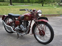 Navigate to Lot 334 - 1937 OK Supreme 250cc Flying Cloud Super Sports