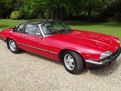 Navigate to Lot 138 - 1986 Jaguar XJ-SC