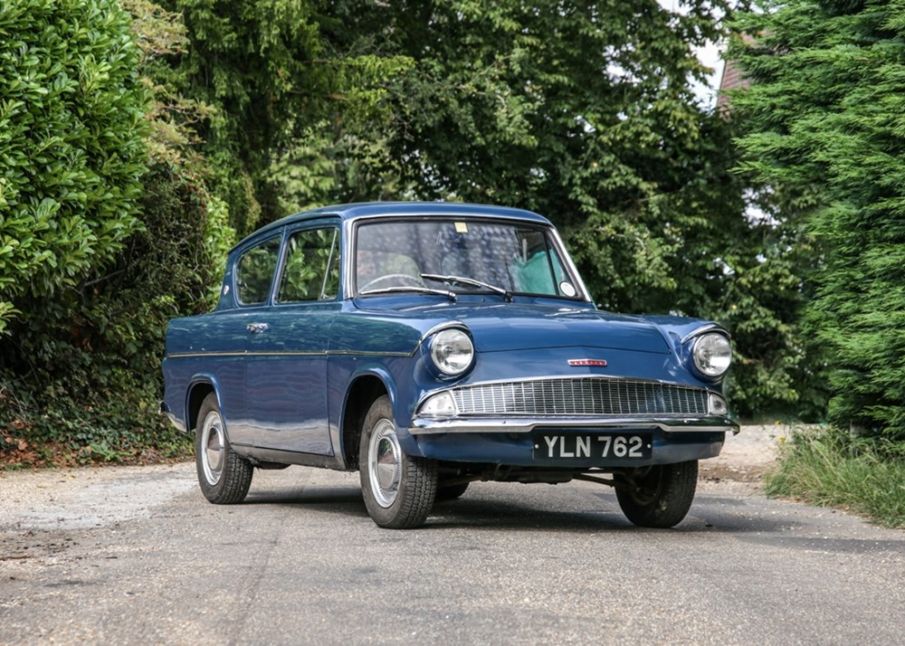 Lot 283 - 1960 Ford Anglia 997cc