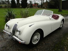 Navigate to Lot 233 - 1952 Jaguar XK120 Roadster