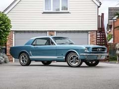 Navigate to Lot 167 - 1965 Ford Mustang Notchback
