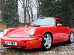 Navigate to Lot 270 - 1985 Porsche 911 Carerra RS