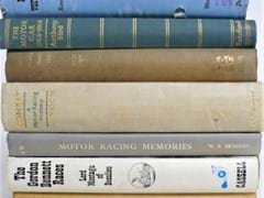 Navigate to Motoring books.