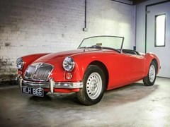 Navigate to Lot 254 - 1959 MG A Twin Cam Roadster