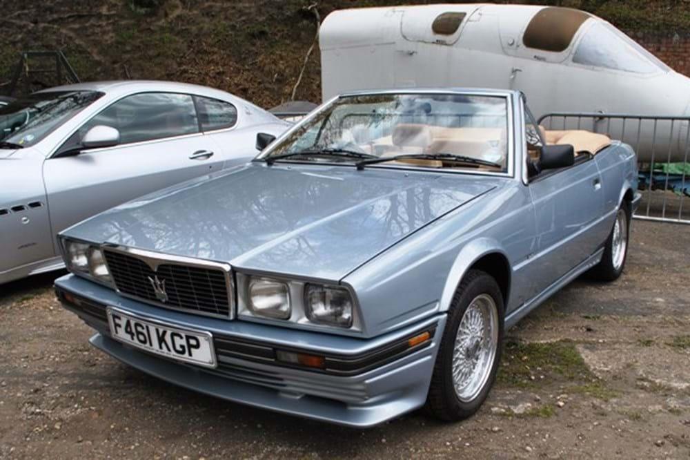 Maserati Bi-Turbo - Specialist Classic & Sports Car ...