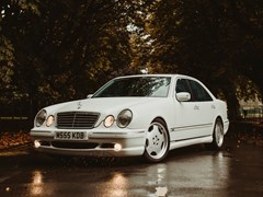 Navigate to Lot 234 - 2000 Mercedes-Benz E55 AMG