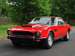 Navigate to Lot 307 - 1977 Aston Martin V8 Saloon