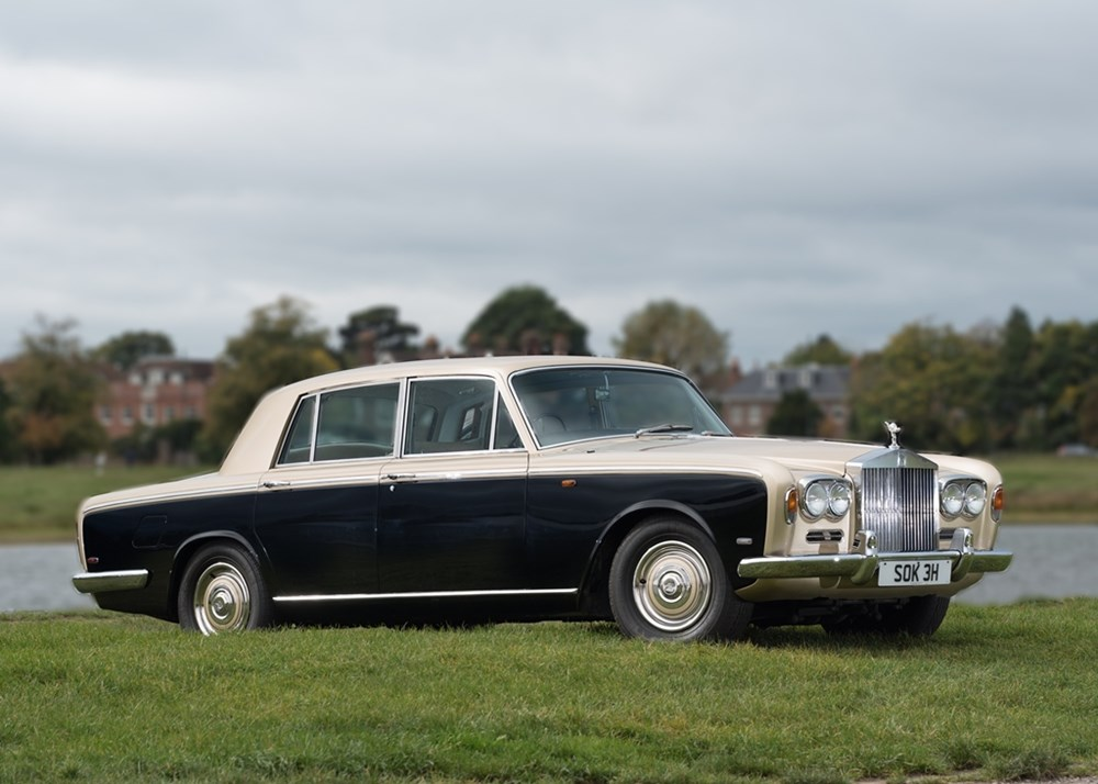 Lot 308 - 1969 Rolls-Royce Silver Shadow I