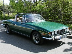 Navigate to Lot 423 - 1976 Triumph Stag