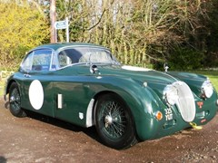 Navigate to Lot 252 - 1959 12947 XK150 SE Coupé