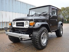 Navigate to Lot 227 - 1981 Toyota FJ40 Landcruiser