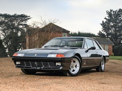 Navigate to Lot 171 - 1984 Ferrari 400i