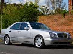 Navigate to Lot 130 - 1999 Mercedes-Benz E55 AMG