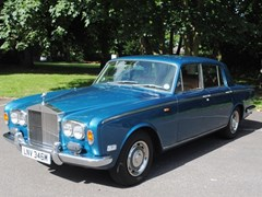 Navigate to Lot 278 - 1974 13051 Silver Shadow I
