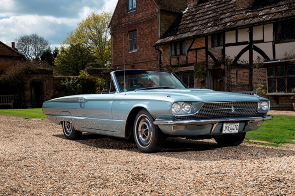 Lot 287 - 1966 Ford Thunderbird