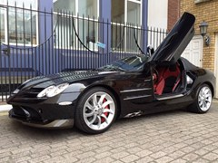 Navigate to Lot 198 - 2008 Mercedes-Benz SLR McLaren Roadster