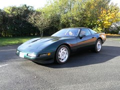 Navigate to Lot 265 - 1991 Chevrolet Corvette ZR1 Coupe