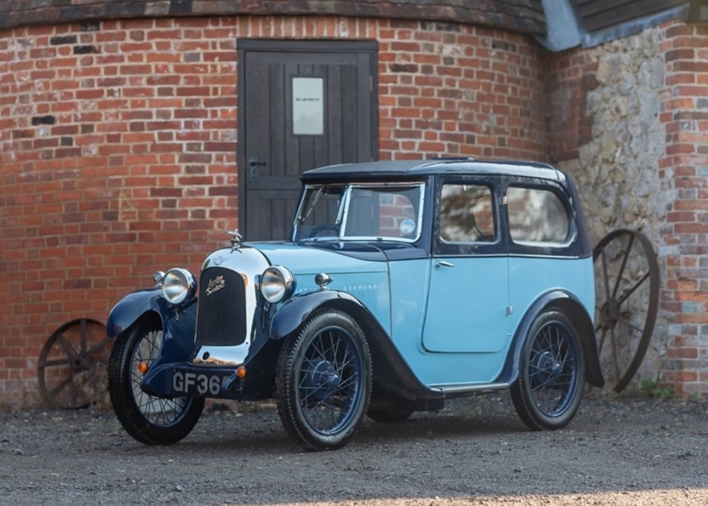 Lot 310 - 1930 Austin Seven Swallow