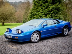 Navigate to Lot 218 - 1989 Lotus Esprit