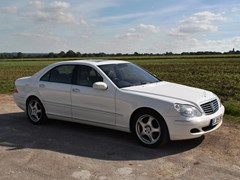Navigate to Lot 250 - 2005 Mercedes-Benz S 500 L