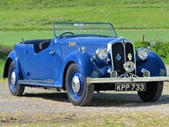 Navigate to Lot 180 - 1947 Rover P2 Sports Tourer