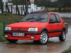 Navigate to Lot 110 - 1990  Peugeot 205 GTi Mi16