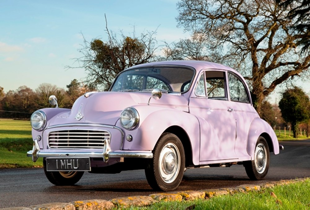 Lot 260 - 1961 Morris Minor Minor 1000 'The One Millionth Car'.