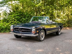 Navigate to Lot 229 - 1971 Mercedes-Benz 280 SL Pagoda