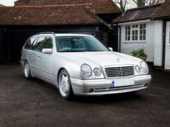 Navigate to Lot 338 - 1999 Mercedes-Benz E55 AMG