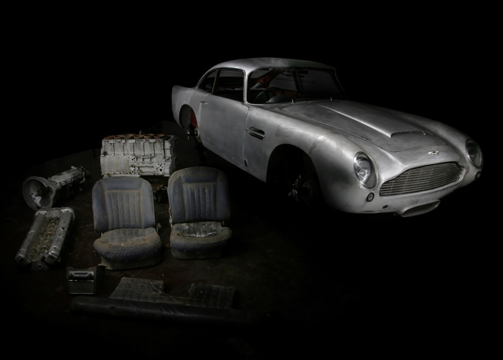 Lot 169 - 1966 Aston Martin DB5
