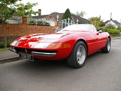 Navigate to Lot 372 - 1978 Ferrari 365 GTB/4 by Southern Roadcraft