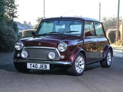 Navigate to Lot 133 - 1999   Rover Mini 40th Anniversary Edition