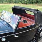 Morgan 4-4 Drophead Coupe (black) -