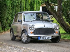 Navigate to Lot 254 - 1996 Rover Mini Sprite