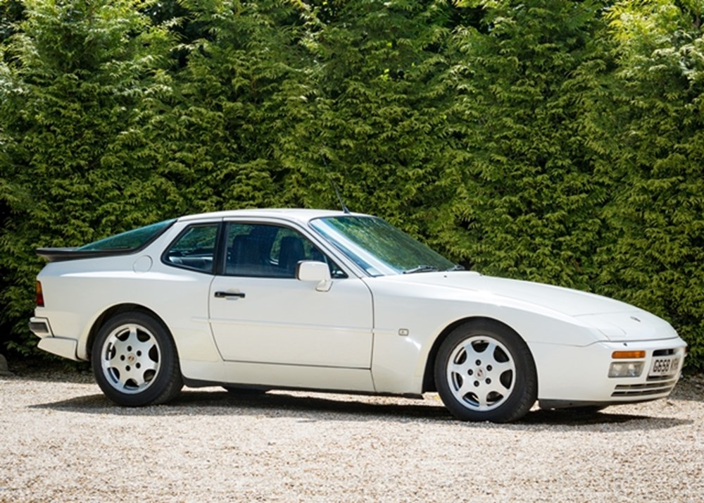 Lot 22 - 1989 Porsche 944 Turbo