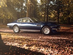 Navigate to Lot 152 - 1973 Aston Martin V8 Saloon