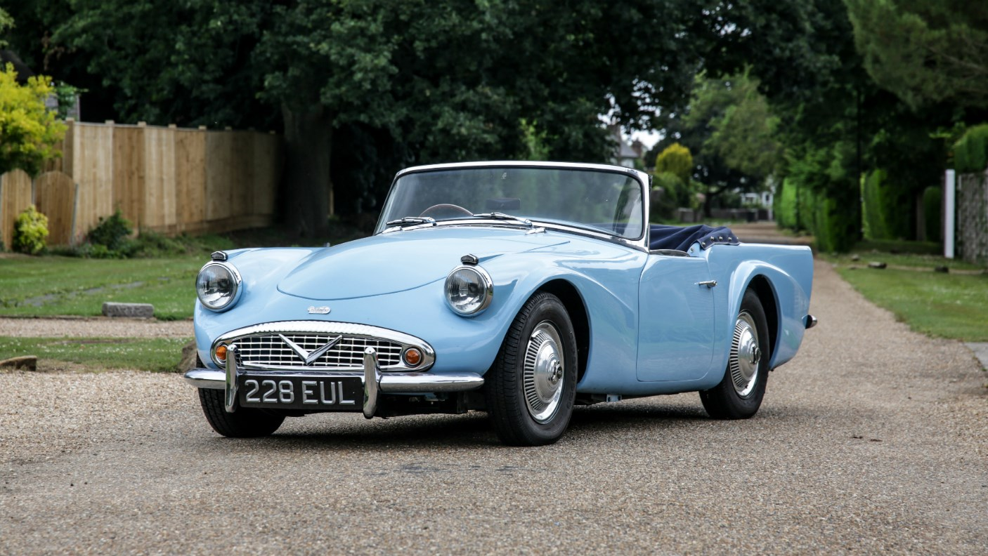1961 Daimler SP250 'B' Series