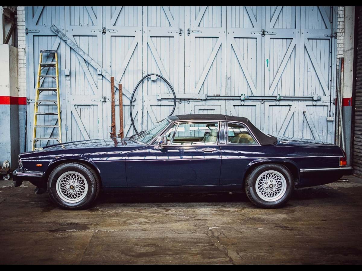 Lot 106 - 1988 Jaguar XJ-SC (5.3 Litre)