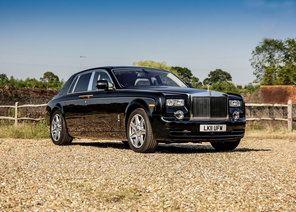 Lot 207 - 2011 Rolls-Royce Phantom