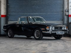 Navigate to Lot 276 - 1973 Triumph Stag