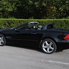 Ref 73 2004 Mercedes-Benz 350 SL Roadster -