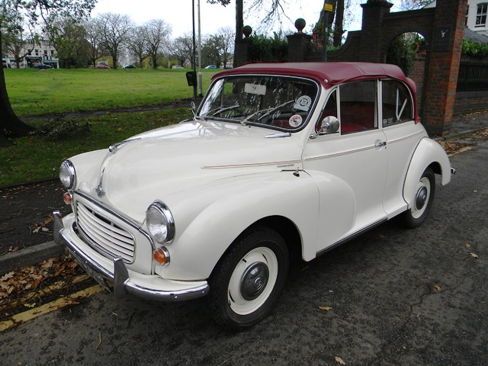Lot 318 - 1967 13000 Minor 1000 Convertible