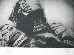 Navigate to Damon Hill limited edition prints