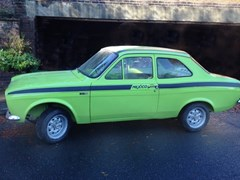 Navigate to Lot 220 - 1973 Ford Escort 1600 Mexico Mk. I