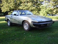 Navigate to Lot 112 - 1980 Triumph TR7 Convertible