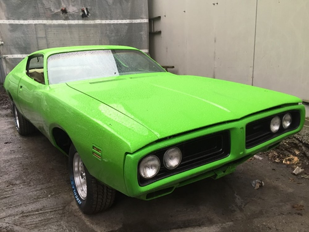 Lot 301 - 1971 Dodge Charger *WITHDRAWN*