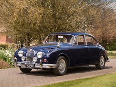Navigate to Lot 322 - 1968 Jaguar 340 Saloon (3.4 litre)