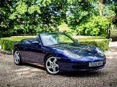 Navigate to Lot 259 - 1999 Porsche 911 / 996 Carrera 2